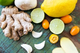 Boost your immunity with foods
