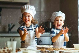 Kids Cooking Classes This Spring Break at This Nursery in Dubai
