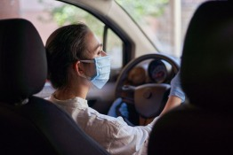Dubai Police Reveal If You Need To Wear a Mask While Driving