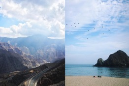 5 Locations In the UAE That Are Worth A Road Trip