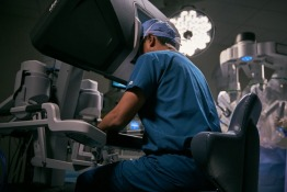 Latest Robotic Surgery System with Superior Patient Benefits