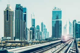 Facts about the Dubai Metro
