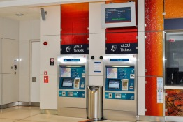Nol gates to be upgraded in Dubai Metro stations