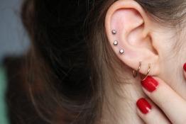 Getting a piercing in Dubai