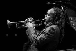 Ronald Baker at The Jazz Garden