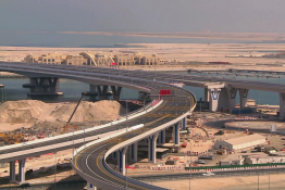 Five New Bridges Open Leading to Deira Islands in Dubai
