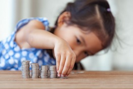 Children and savings in 2020