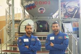 Emirati Astronauts (Source: Dubai Media Office)