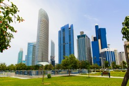 Abu Dhabi park