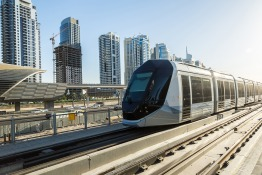 Traffic fines for Dubai Tram