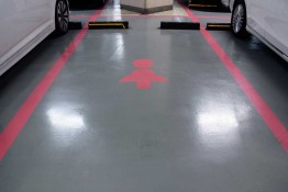 Pink Ladies Only Parking Is Appearing All over Saudi Arabia