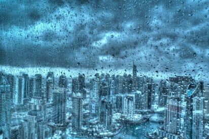 12 Pictures That Prove Dubai Looks Amazing in the Rain