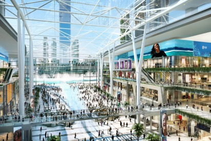 Record-Breaking Meydan One Mall Opening in Dubai