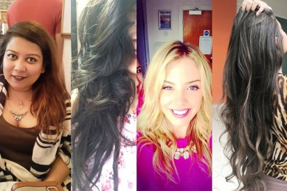 The Girls from Work Tried the Palmer's Hair Mask