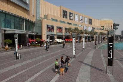 Driverless Shuttles Coming To The Dubai Mall