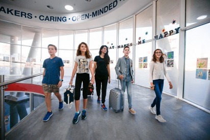 A New Boarding School Opens Its Doors in Dubai