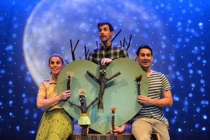 Go on a Misadventure with Stick Man at the Madinat Theatre