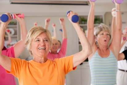 All About Group Fitness Classes
