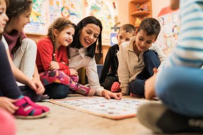 About Redwood Montessori Nursery in Dubai