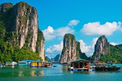 Visit the Floating Village