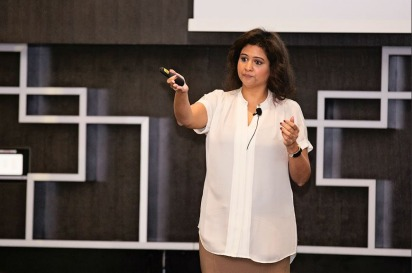 In Pics: ExpatWoman's HR Breakfast with Mubeena Mohammed