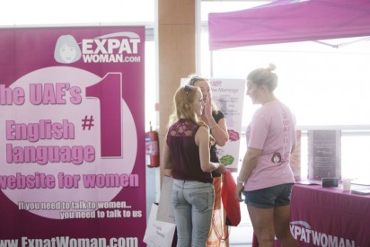 Photo Gallery from the ExpatWoman Living in Dubai Event 2014