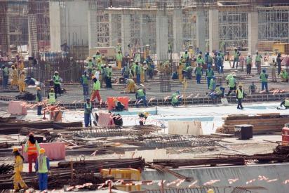 The UAE's Midday Break for Outdoor Workers Has Begun
