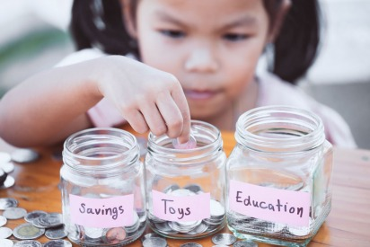 Help your children learn about money