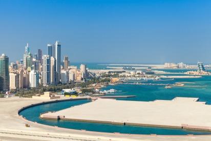 Beaches in Bahrain