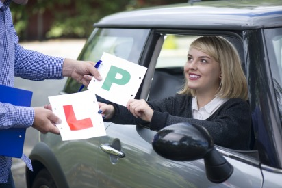 Getting your driving license