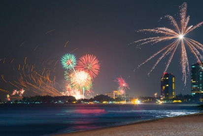 Where to Watch the Eid Al Fitr Fireworks in the UAE