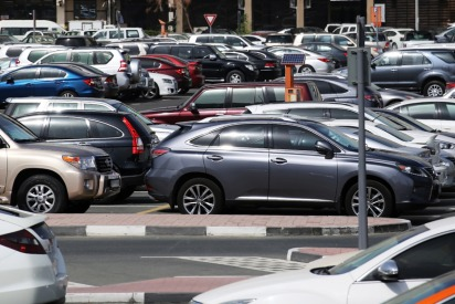 New Parking Rules and Fines for Abu Dhabi