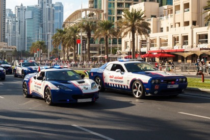 AED 3,000 Fines for Not Giving Way to Emergency Vehicles