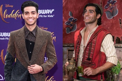 "Meet Disney ""Aladdin"" Star Mena Massoud at Comic Con Dubai"