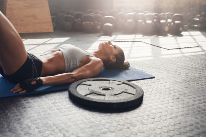 Workout When You're Feeling Tired