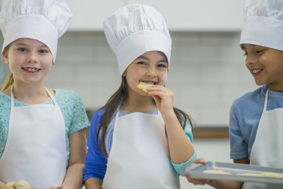 Food Lessons are Important for Children of All Ages
