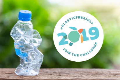 It's Plastic Free July