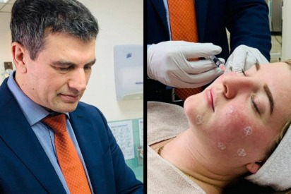 Combat 'Tech Neck' with Profhilo in Dubai
