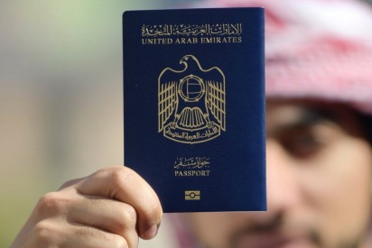 UAE Passport ranked most powerful in the world | December 2018