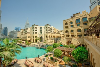 Dubai's Attractive Gourmet and Shopping Outlets