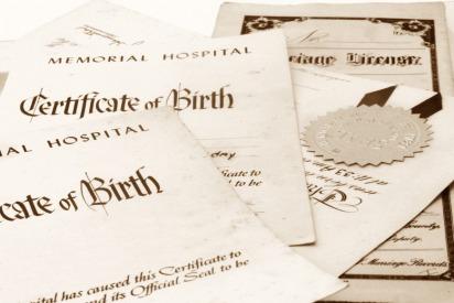 Birth Certificate Oman