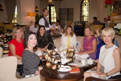Festive High Tea at The Ritz-Carlton