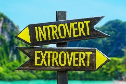Introvert vs. Extrovert