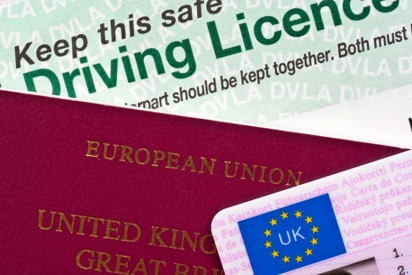 Exchanging your driving license