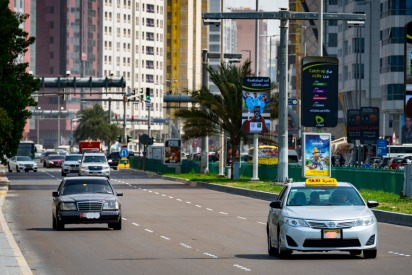 New Road Toll Charges Are Coming to Abu Dhabi in October