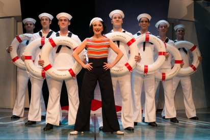 """The Abu Dhabi Choral Group Presents Their Spring Musical: """"Anything Goes"""""""