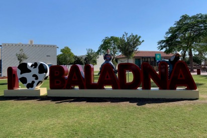 Take a Family Fun Trip to Baladna Farm and Park in Doha