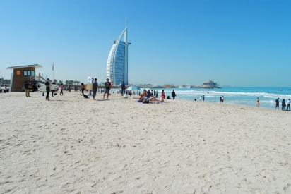 Dress code at Dubai beaches