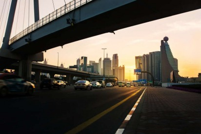 5 Tips to Drive Safely in a Traffic Jam during Ramadan