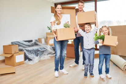 8 Tips for Moving and Packing With Children